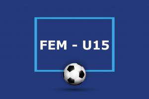 FÉMININES U15