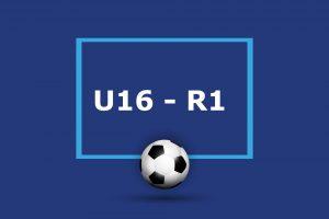 CATÉGORIE U16 – R1