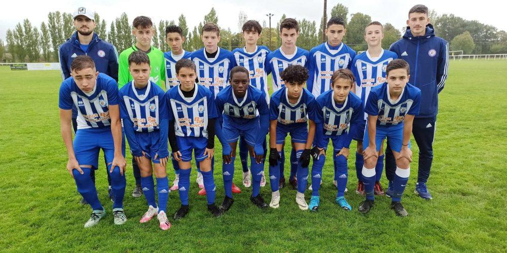 U15 - R saison 2020-2021 football club pamiers