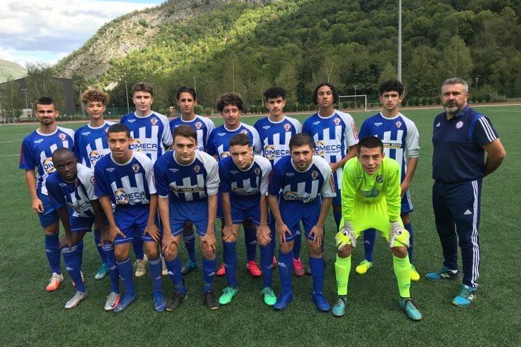 U18 R2 saison 2020-2021