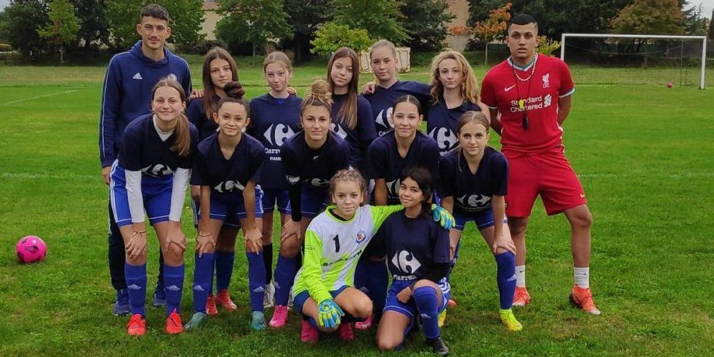FEM U18 saison 2020-2021 (2)
