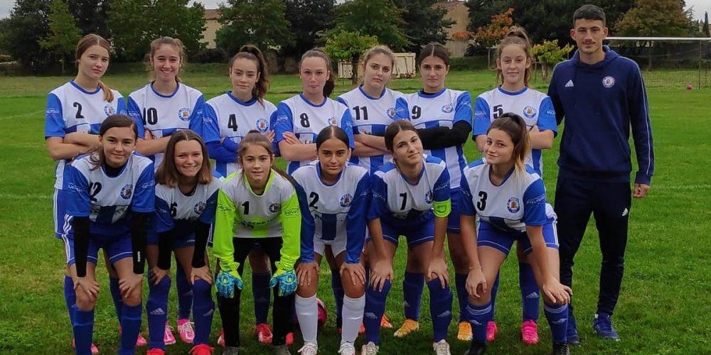 FEM U18 saison 2020-2021