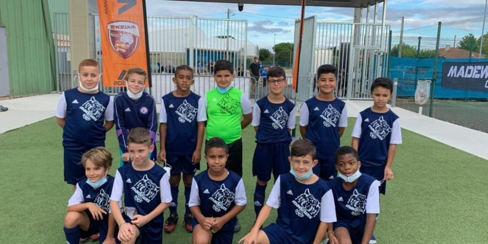 U11 saison 2020-2021 football club pamiers