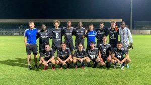 Montée en régime pour les U18 du FC Pamiers !
