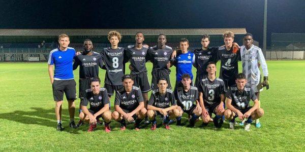 Equipe U18 foot club Pamiers