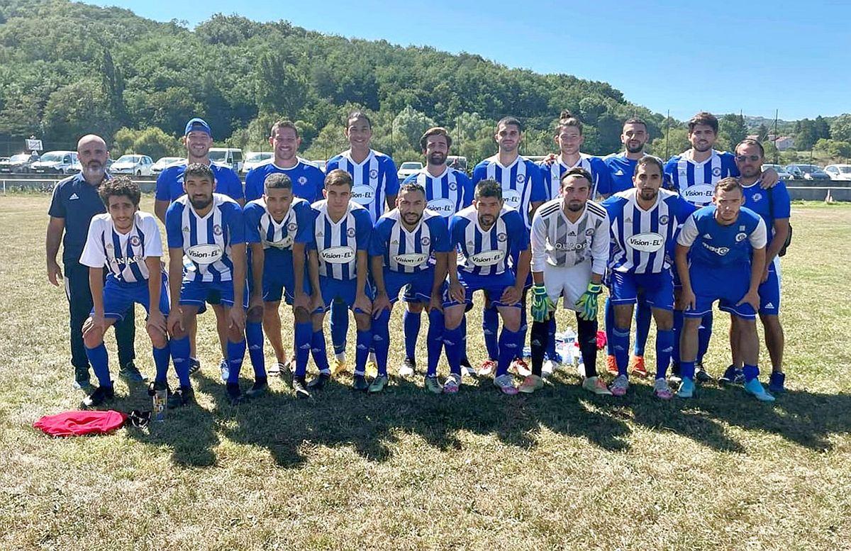 Le FC Pamiers rencontre avec Rieux-de-Pelleport.