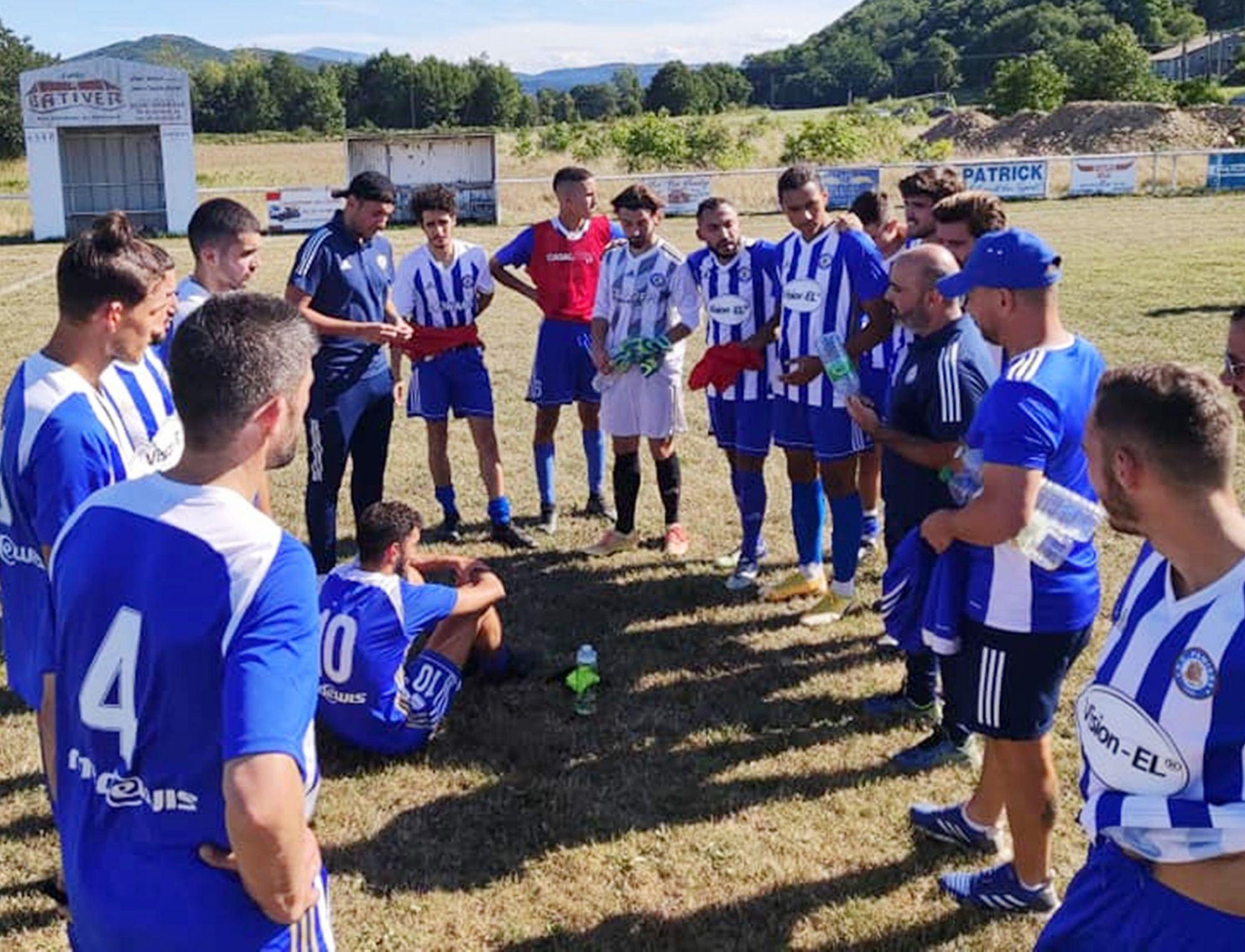 les fanions 09_2021 FC Pamiers