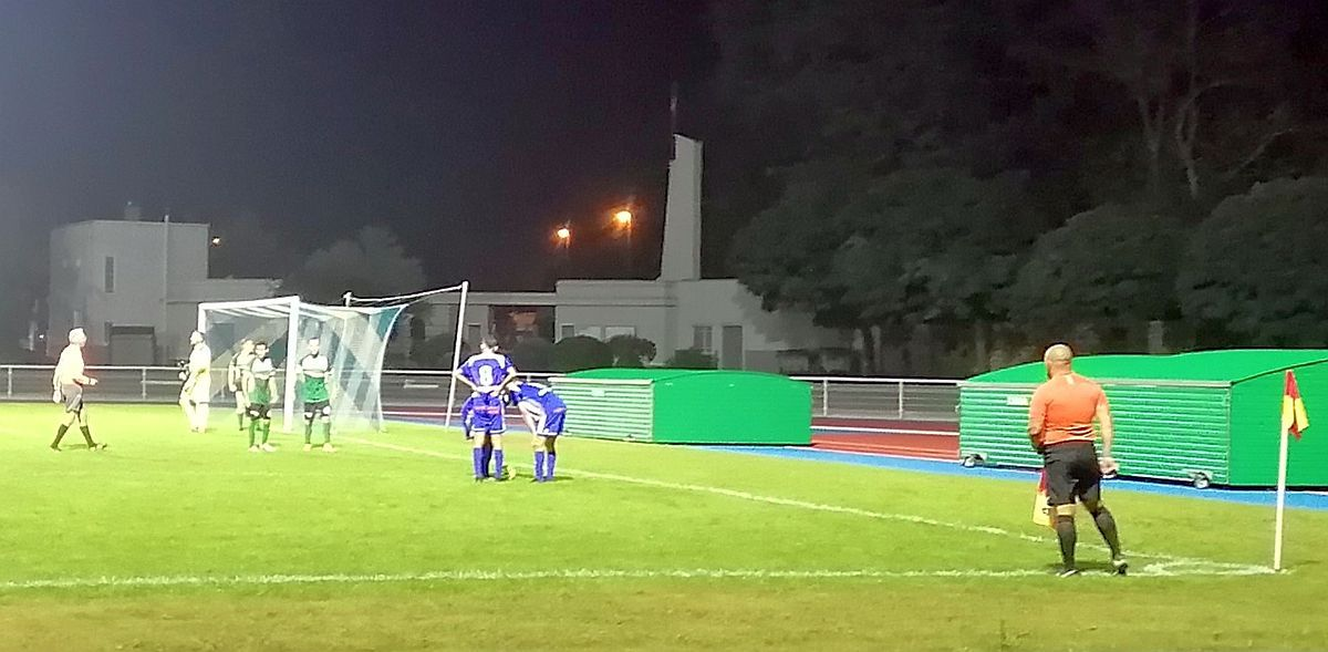 match FC Pamiers Lézignan