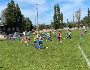 le FC Pamiers à l'honneur et fait briller ses couleurs sur les terrains