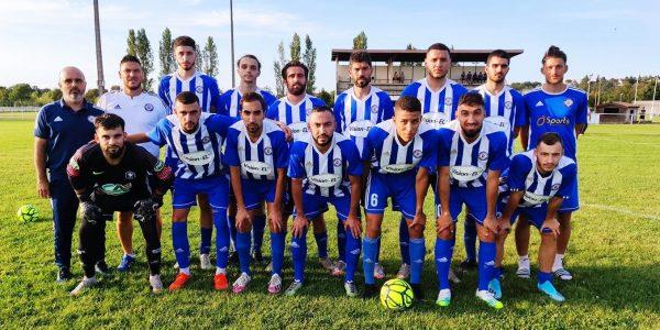 L'équipe fanion du FC Pamiers fait la bonne opération à Launaguet.