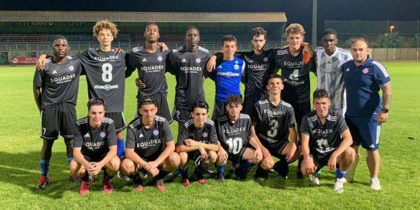Les U 18 du FC Pamiers