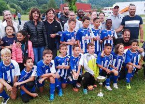 L'école de football du FCP fait sa grande rentrée