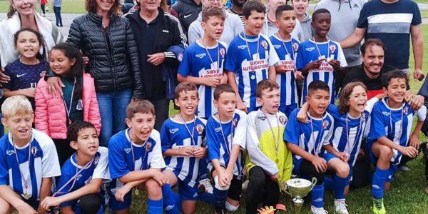 Ecole de foot Pamiers, Retour à la compétition samedi et dimanche.
